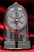 SEGA Mickey Mouse 90th Anniversary Premium swing domesilver clock 16 cm - $37.40