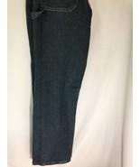 Lee Men Blue Jeans Size 30x30 solid Color Front And Back Pockets Bin61#48 - $18.70