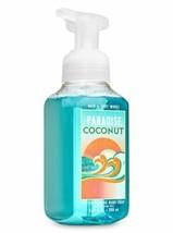 Bath & Body Works Paradise Coconut Gentle Foaming Hand Soap w/Essential ... - $11.29