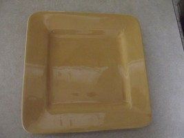 Home Amber Yellow salad plate 2 available - $3.91