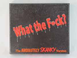 What the F*ck Game 2010 Kheper Games 100% Complete Skanky Near Mint Cond... - $13.31