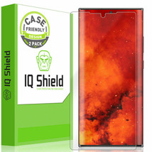 X2 IQ Shield Screen Protector Compatible with Samsung Galaxy Note 20 Ult... - $9.89