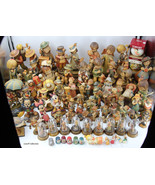 ANRI Wood carvings figurines Collection Lot 90 pieces - $6,500.00