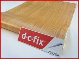 DC Fix Self Adhesive Country Pine Wood Vinyl Contact Paper 17.7'' x 39.3'' 2236 - $10.25