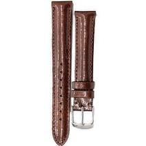 Michele 16mm Safari Genuine Patent Leather Strap MS16AA350133 Deco 16 Lilou - $42.07