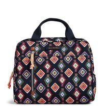 Vera Bradley Water-Repellent Lighten Up Lunch Cooler Bag, Mini Medallions image 3