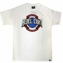 Rebel8 Industry Giant T-Shirt Weiß - $38.71