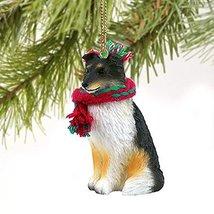 Conversation Concepts Sheltie Tricolor Original Ornament - $14.69