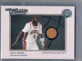 2001-02 Greats of the Game Feel The Game Hardwood Classics #8 Larry John... - $14.80