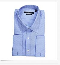 Sean John Mens Regular Fit Textured Solid Dress Shirt; Pick Size #455 - $16.99
