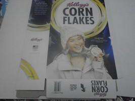 Chloe Kim - Kellogg's Corn Flakes - 2018 Olympics Cereal Box - New & Unused - $25.00