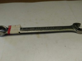 "Vintage Craftsman Usa V V-44691 Combination Open End Wrench 5/16"" Inch - $4.75"