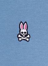 Psycho Bunny By Robert Godley Men's Premium Pima Cotton V-Neck T-Shirt Shirt image 6