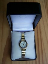 OTTIMO Ladies Wristwatch Date Vintage OOP In Box RARE! - $19.99