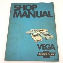Vintage 1970 Chevrolet Chevy Vega 2300 Shop Manual Original OEM ST-300-71 BK1 - $14.95