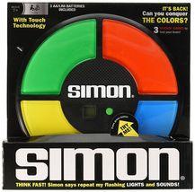 Simon Memory Game Micro Series Fun Collectible Traditional Toys Electron... - $75.48