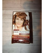 Haircolor Loreal Age Perfect 5CB Excellance Mature Gray Hair Level Perma... - $6.87