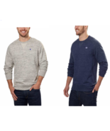 Champion Men's Textured French Terry Crew Sweatshirt - $16.99