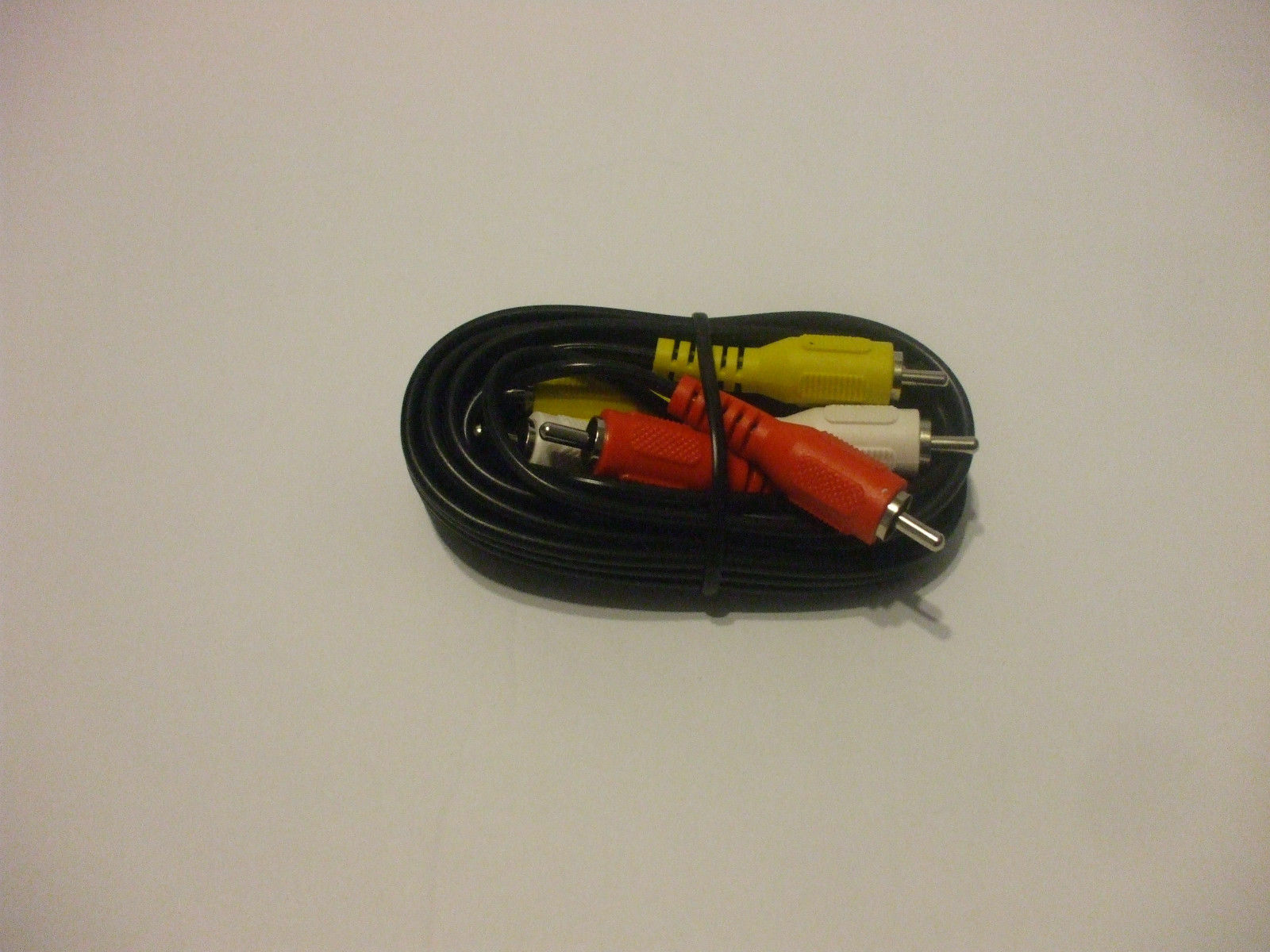 "Primary image for Dynex Stereo Mini To RCA ""Y"" Cable 6 Feet DX-AD104"