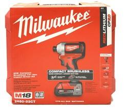 Milwaukee Cordless Hand Tools 2850-22ct - $119.00