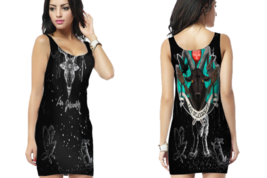 the vvitch black philip Bodycon Dress For Women - $25.99+