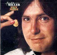 Frankie Miller – Easy Money  CD - $9.99