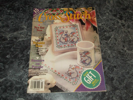 Simply Cross Stitch Magazine Number 40 Twinkle toes - $2.69