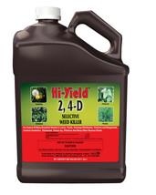 2, 4-D Broadleaf Weed Killer Herbicide Conc 1GL Lawns Ponds Drainage Dit... - $44.99