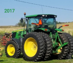 2013 JOHN DEERE 6170R For Sale In Mondovi, Wisconsin 54755 image 4