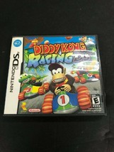 Diddy Kong Racing NINTENDO DS 2007 Complete CIB Authentic VG CONDITION - $20.74