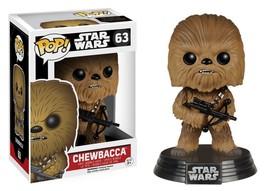 Funko POP Star Wars Chewbacca Vinyl Figure #63 - $29.91