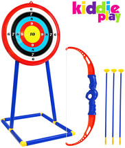 Kiddie Play Bow and Arrow for Kids Toy Archery Set with Target for Boys and Girl - $34.99