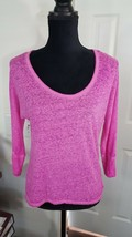 Women's American Eagle Outfitters Pink Top Size Xs - $9.90