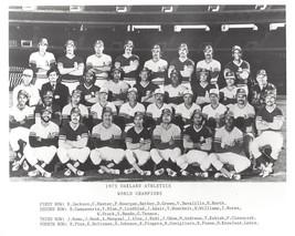 1973 OAKLAND ATHLETICS A's 8X10 TEAM PHOTO MLB BASEBALL PICTURE WORLD CH... - $3.95