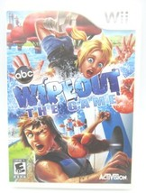 Wipeout The Game Nintendo Wii 2010 Tested Works - $9.89
