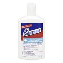 Solarcaine Medicated First Aid Lotion w/ Soothing Aloe for Burns & Cuts ... - $11.40