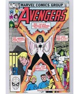 Avengers #227 ORIGINAL Vintage 1982 Marvel Comics Monica Rambeau Joins - $98.99