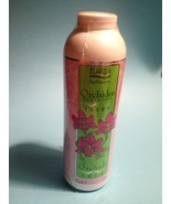"ELARIIA Perlier ""Wild Orchids"" TALC 3.5 oz - made in Italy - NEW, SEALED  - $15.00"
