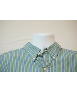 Chaps Ralph Lauren Midweight Button-Front Shirt, Excellent, Mens XL1044 - $12.74