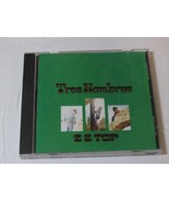 Tres Hombres by ZZ Top CD 1990 Warner Bros. Waiting for the Bus - $10.88