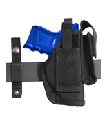 New Barsony 360Carry 8 Option OWB Cross Draw Holster Mag Pouch Compact 9... - $29.99