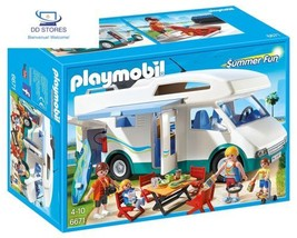 Playmobil - 6671 - Famille avec camping-car  - $67.18