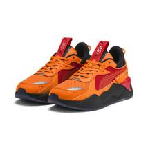 NIB*Mens PUMA  RS-X Hot Wheels  Sneaker*Orange  Black *size 8-12 - $199.00