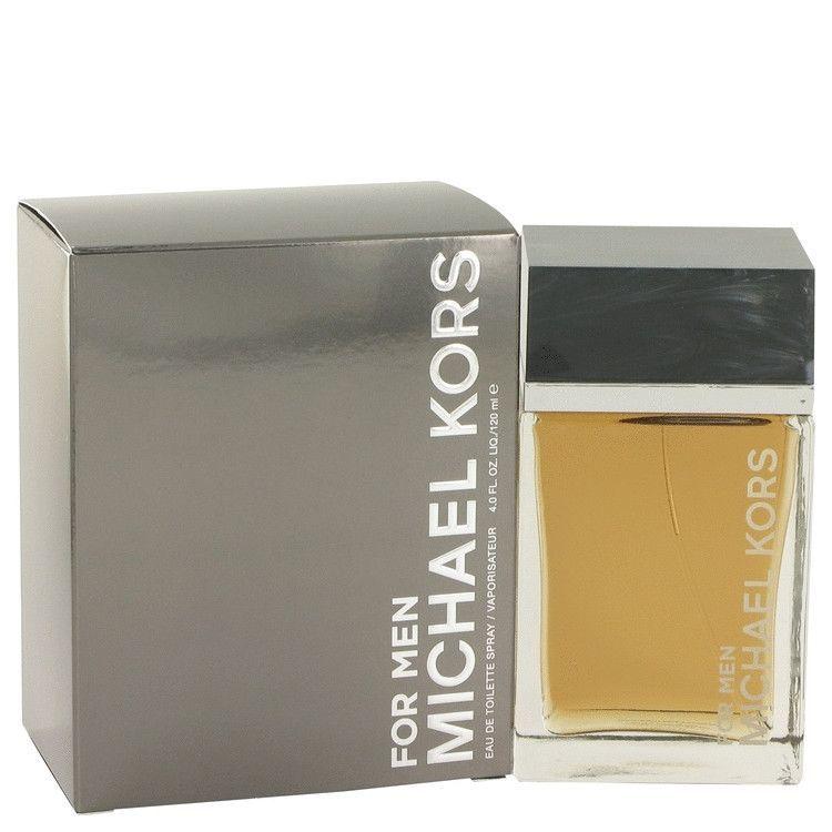 Michael Kors for Men 4.0 oz fl oz 120 ml EDT Spray Men's Cologne Nib Sealed.