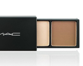 MAC Cosmetics Brow Shader Duo - Ivoire / Walnut New & Boxed - $17.99