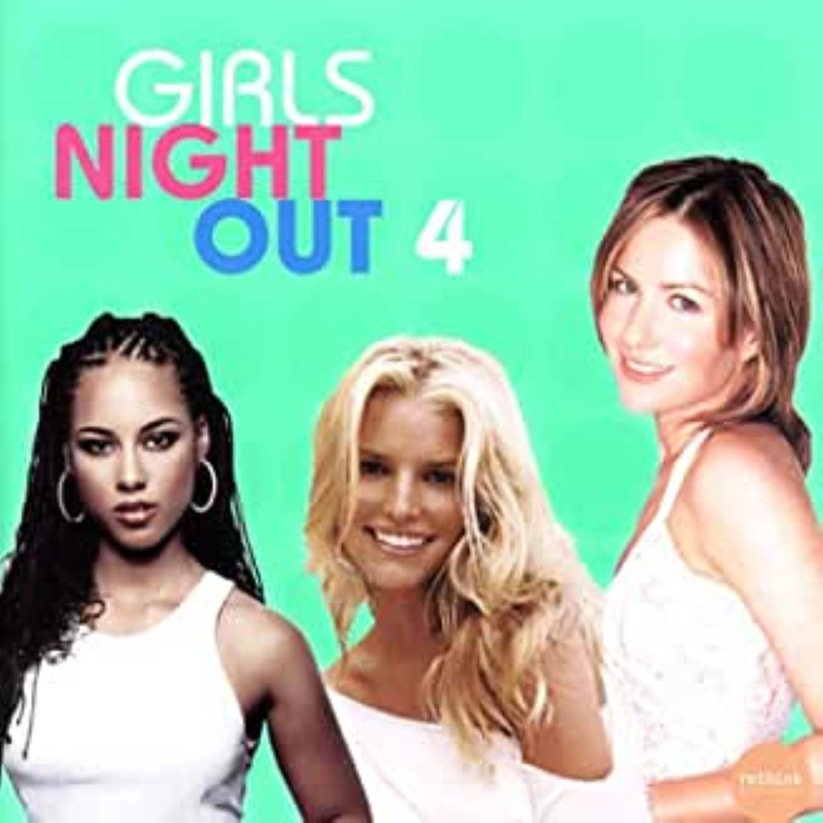 Girls Night Out 4 Girls Night Out Cd