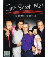 Just Shoot Me The Complete Series DVD Box Set Brand New - $39.95
