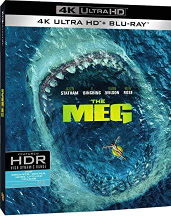 The Meg (4K UHD + Blu-ray)