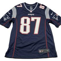 Nike On Field Mens Size M Rob Gronkowski New England Patriots Jersey #87... - $39.53