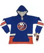 CCM New York Islanders Retro Skate Pullover NHL Hoodie Youth Sz Small MS... - $9.70